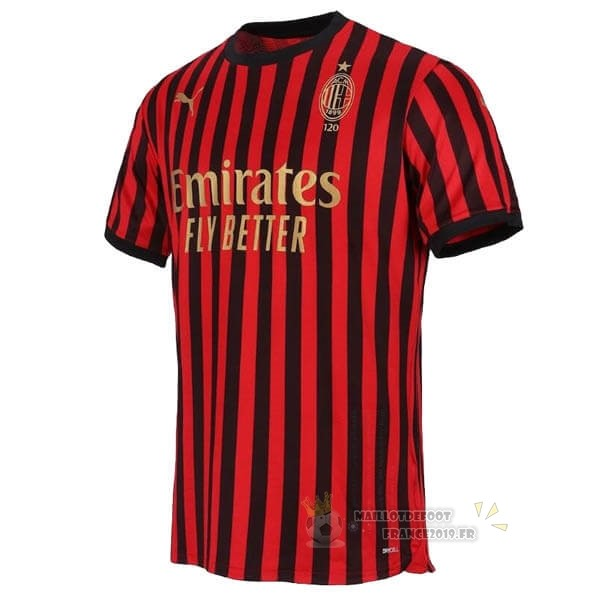 Maillot De Foot PUMA Maillot AC Milan 120th Rouge