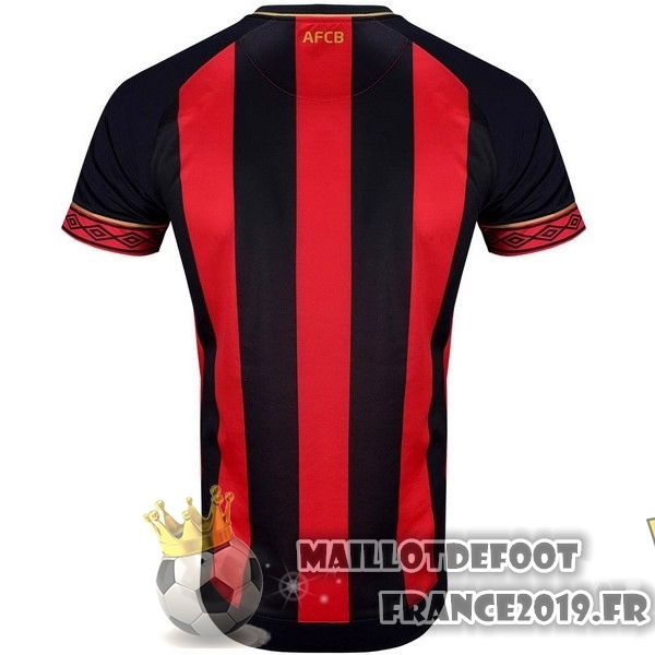 Maillot De Foot umbro Domicile Maillots Bournemouth 18-19 Rouge