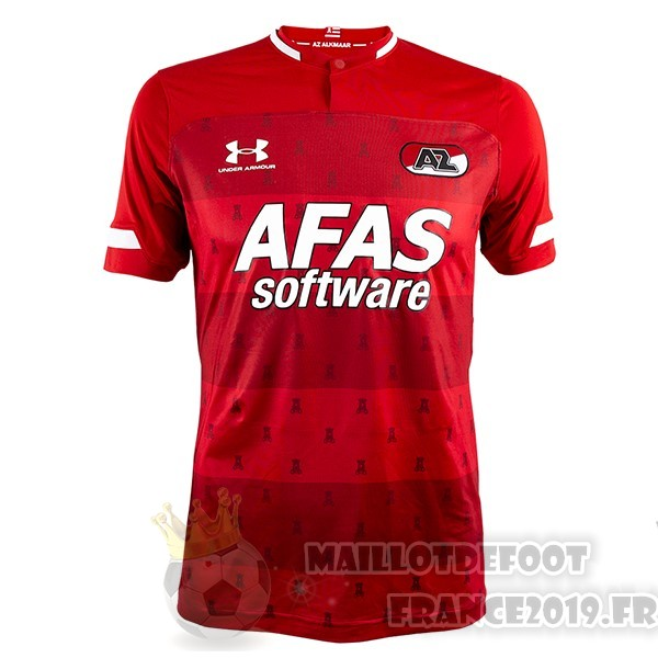 Maillot De Foot Under Armour Domicile Maillot Alkmaar 2019 2020 Rouge