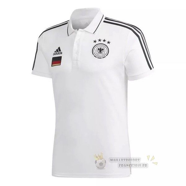 Maillot De Foot adidas Polo Allemagne 2020 Blanc