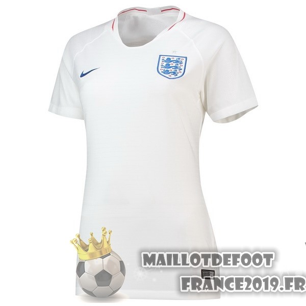 Maillot De Foot Nike Domicile Maillots Femme Angleterre 2018 Blanc