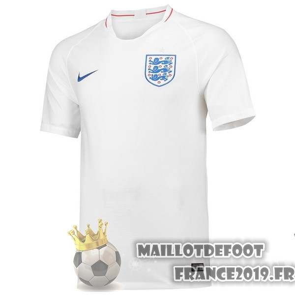 Maillot De Foot Nike Domicile Maillots Angleterre 2018 Blanc