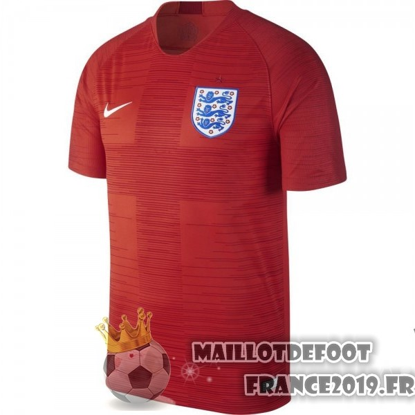 Maillot De Foot Nike Exterieur Maillots Angleterre 2018 Rouge