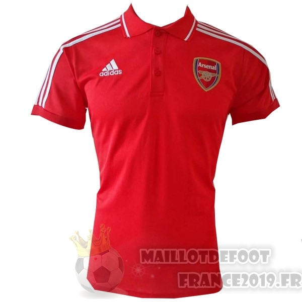 Maillot De Foot adidas Polo Arsenal 2019 2020 Rouge