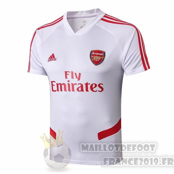 Maillot De Foot adidas Entrainement Arsenal 2019 2020 Blanc
