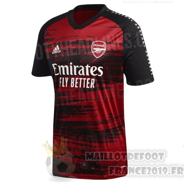 Maillot De Foot adidas Pre Match Maillot Arsenal 2020 2021 Rouge