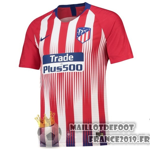 Maillot De Foot Nike Domicile Maillots Atlético Madrid 2018-2019 Rouge