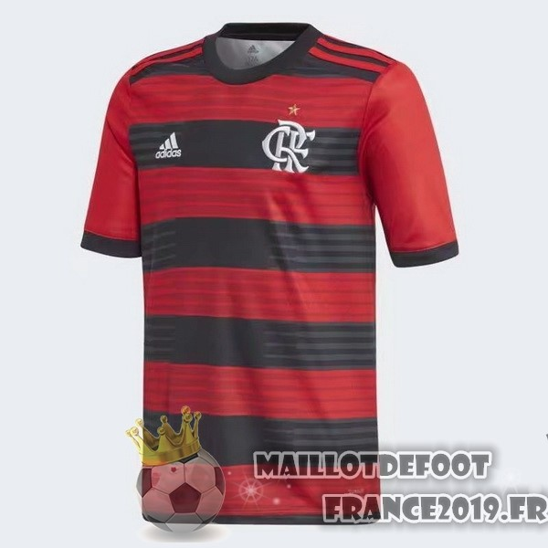 De Maillot Adidas Rouge Domicile Foot Flamengo Maillots 2018 2019 HEDW92IY