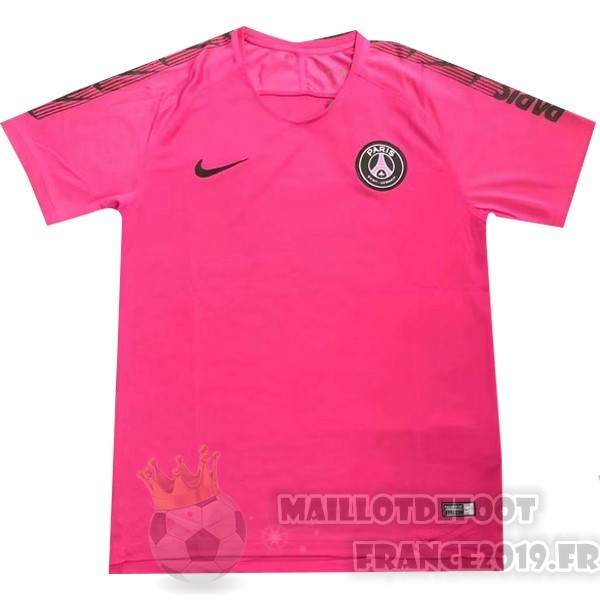 Maillot De Foot Nike Entrainement Paris Saint Germain 2019 2020 Rose