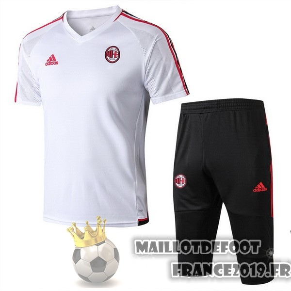 ensemble de foot AC Milan Entraînement