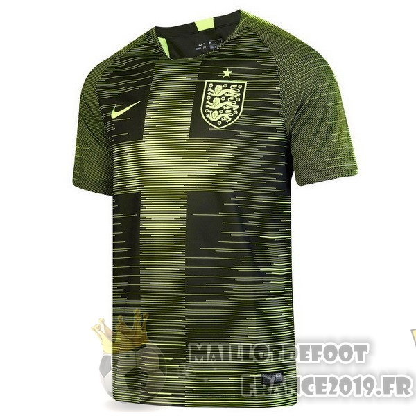 Maillot De Foot Nike Pre Match Entrainement Angleterre 2018 Vert
