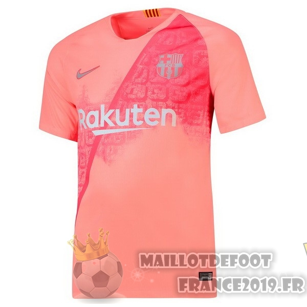 Maillot De Foot Nike Third Maillots Barcelona 2018-2019 Rouge