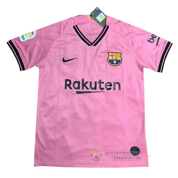 Maillot De Foot Nike Third Concept Barcelone 2020 2021 Rose