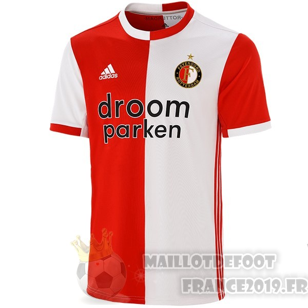 Maillot De Foot adidas Domicile Maillot Feyenoord Rotterdam 2019 2020 Rouge
