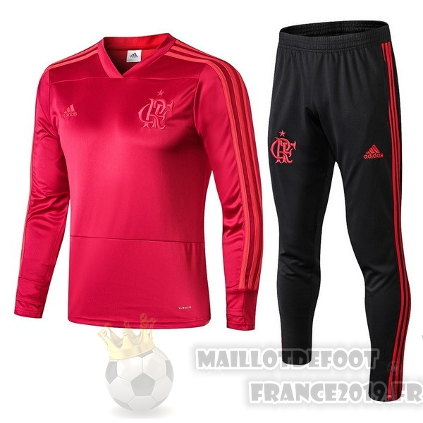 Maillot De Foot adidas Survêtements Flamengo 2018 2019 Rouge