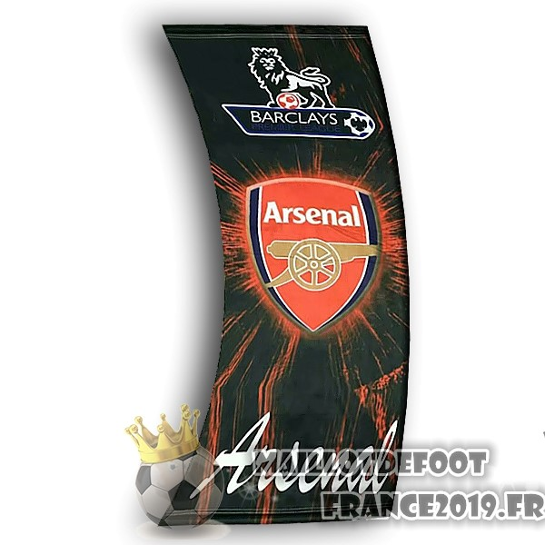 Maillot De Foot Football Drapeau de Arsenal Noir