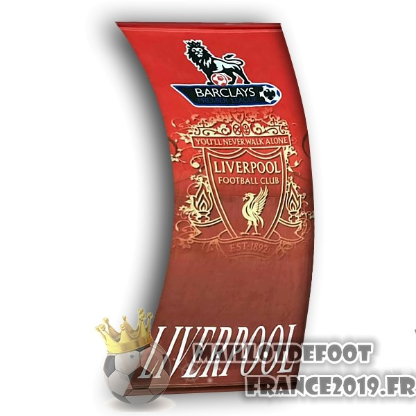 Maillot De Foot Football Drapeau de Liverpool Rouge