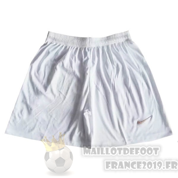 Maillot De Foot Nike Édition commémorative Pantalon France 100th Blanc