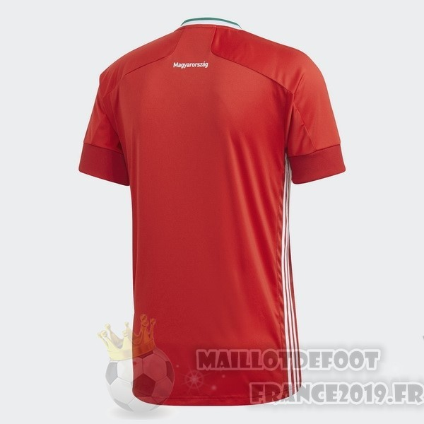 Maillot De Foot adidas Domicile Maillot Hungría 2020 Rouge