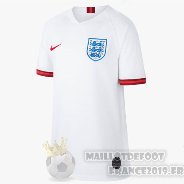Maillot De Foot Nike Domicile Maillot Femme Angleterre 2019 Blanc