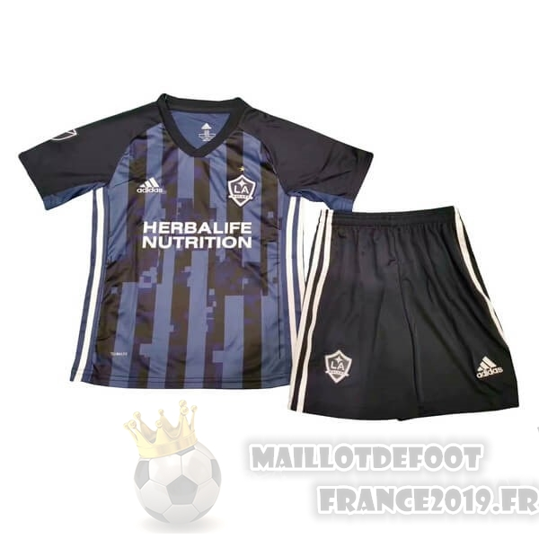 Maillot De Foot adidas Exterieur Ensemble Enfant Los Angeles Galaxy 2019 2020 Bleu