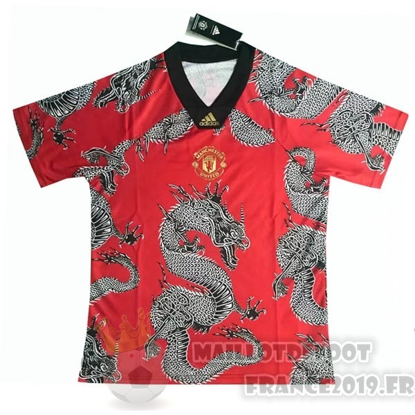 Maillot De Foot adidas Spécial Maillot Manchester United 2019 2020 Rouge