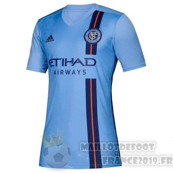 Maillot De Foot Adidas DomiChili Maillot Femme New York City 2019 2020 Bleu