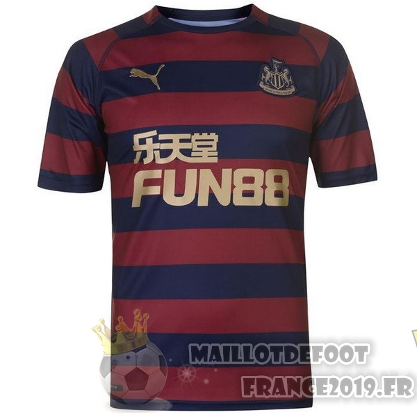 Maillot De Foot PUMA Exterieur Maillots Newcastle United 2018-2019 Rouge