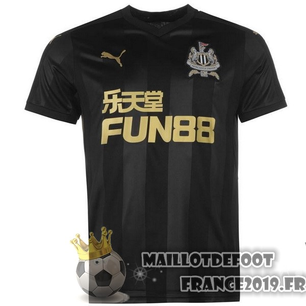 Maillot De Foot PUMA Third Maillots Newcastle United 2017-2018 Noir