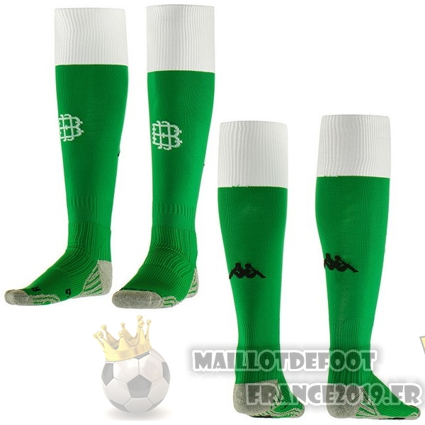 Maillot De Foot Kappa Domicile Chaussettes Real Betis 2018-2019 Vert
