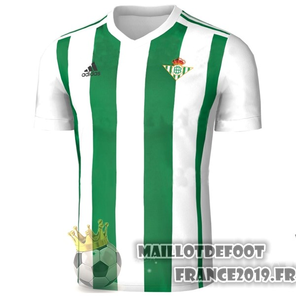 Maillot De Foot adidas Domicile Maillots Real Betis 2017-2018 Vert
