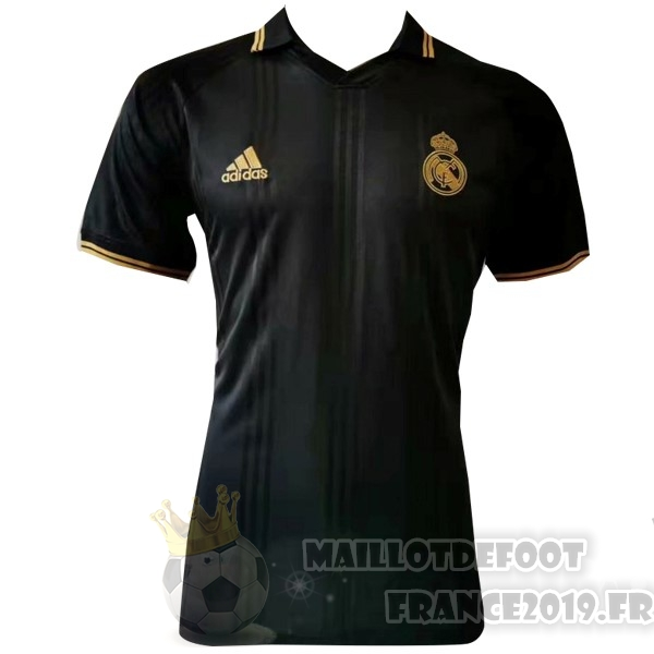 Maillot De Foot adidas Polo Real Madrid 2019 2020 Noir