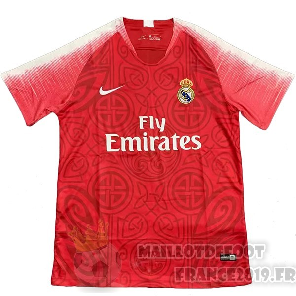 Maillot De Foot Nike Concept Maillot Real Madrid 2019 2020 Rouge