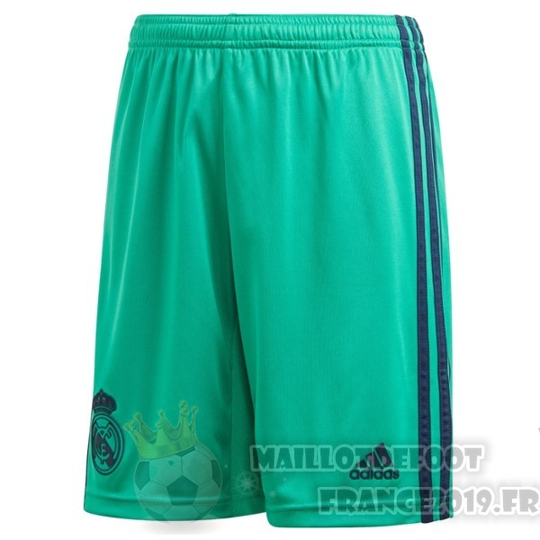 Maillot De Foot adidas Third Pantalon Real Madrid 2019 2020 Vert