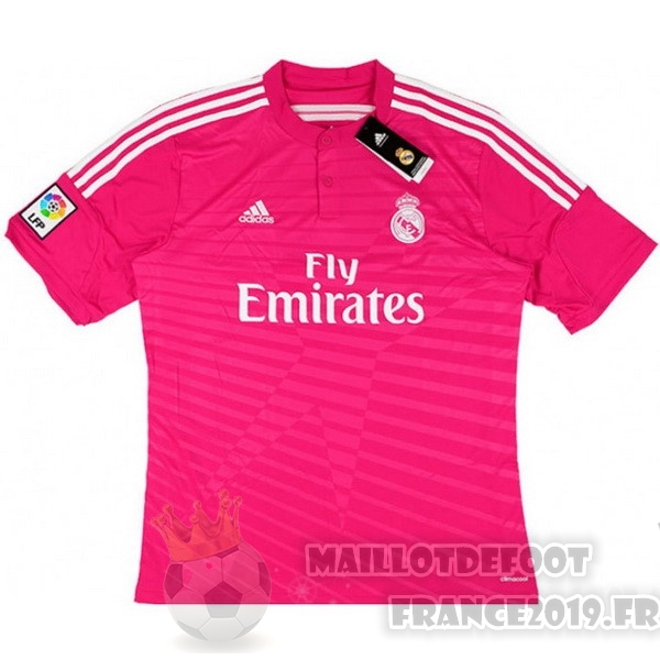 Maillot De Foot adidas Exterieur Maillot Real Madrid Rétro 2014 2015 Rose