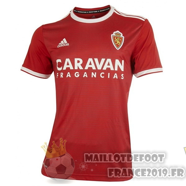 Maillot De Foot adidas Exterieur Maillots Real Zaragoza 18-19 Rouge