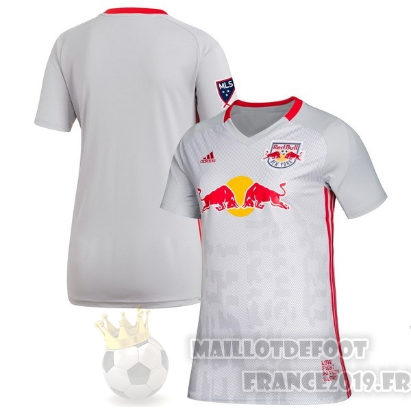 Maillot De Foot Adidas DomiChili Maillot Femme Red Bulls 2019 2020 Blanc