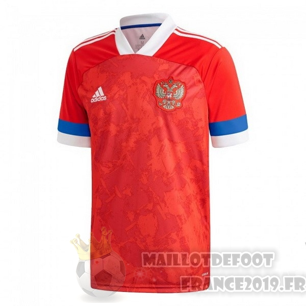 Maillot De Foot adidas Domicile Maillot Russie 2020 Rouge