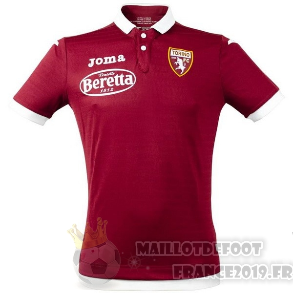 Maillot De Foot Joma Domicile Maillot Torino 2019 2020 Rouge