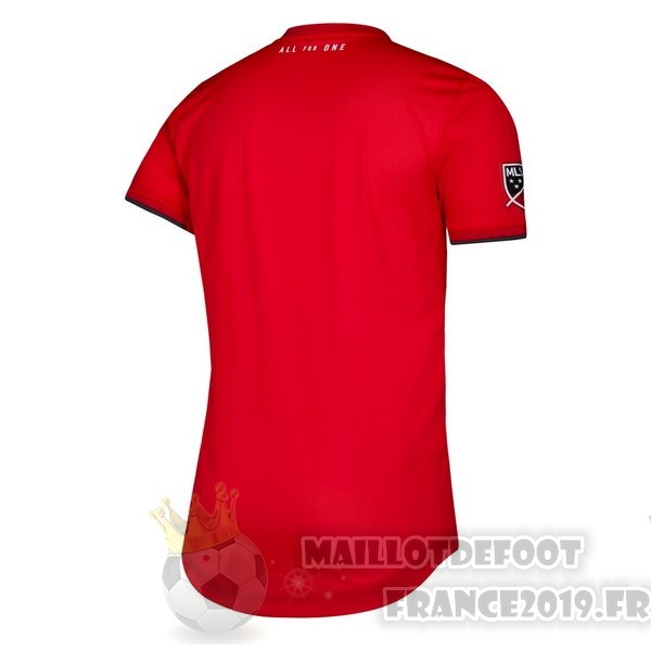 Maillot De Foot Adidas DomiChili Maillot Femme TOrnto 2019 2020 Rouge
